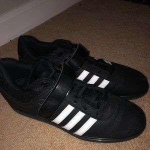 Men's Adidas Powerlift weightlifting shoes